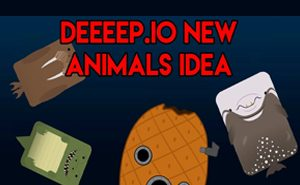 deeeep.io animal ideas