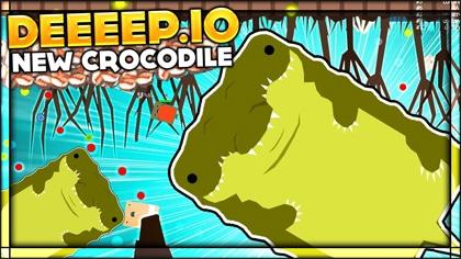 deeeep.io crocodile