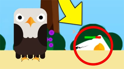 deeeep.io bald eagle