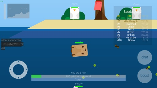 deeeep.io animals 2019
